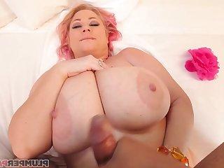 Black Cows Injection - Busty BBW Samantha 38g