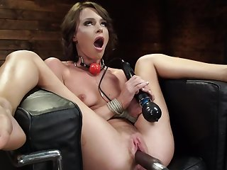 Lovely comprehensive Emma Hix enjoys being fucked by the tool