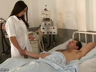 21sextury- Alesya & George - Close to Hospital